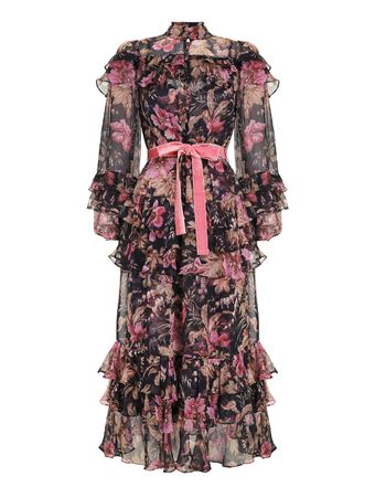 VESTIDO-LONGO-LUCKY-TIERED-FRILL-MIDI-MULBERRY-FLORAL