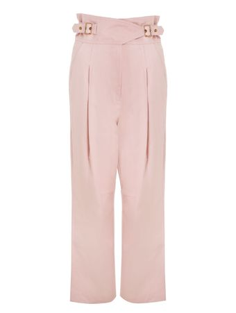 CALCA-LADYBEETLE-BUCKLE-PANTS-DUSTY-ROSE