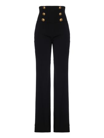 CALCA-6-BTN-CORSET-WIDE-LEG-PANTS-0PA-BLACK