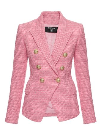 BLAZER-6-BTN-TWEED-JACKET-PINK