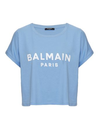 CAMISETA-CROPPED-SS-FLOCKED-LOGO-T-SHIRT-ICEBLUE-WHITE