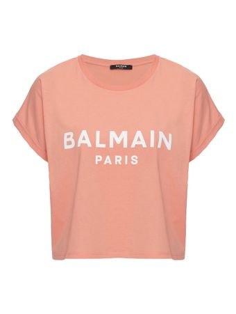 CAMISETA-CROPPED-SS-FLOCKED-LOGO-T-SHIRT-PECHE-BLANC