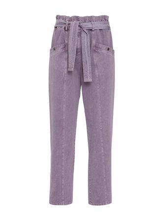 CALCA-IDUN-DENIM-PANTSLILAC