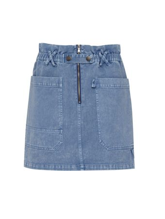 SAIA-CURTA-IDUN-DENIM-SHORT-SKIRTPACIFIC