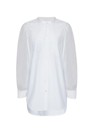 CAMISA-JAMES-ORGANZA-SLV SHIRTWHITE