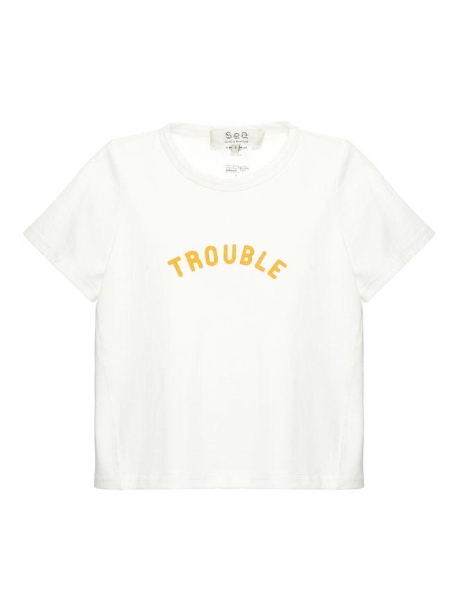 CAMISETA-TROUBLE-T-SHIRTWHITE
