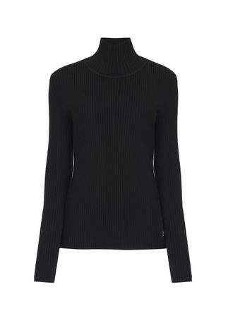 SUETER--SWEATER-NERO