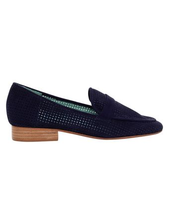 Loafer-Penny-Quadri-Azul