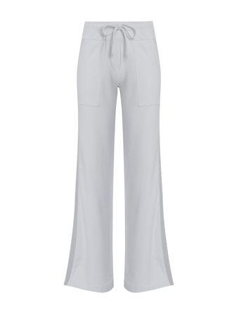Pantaloni-Calca-Reta-Com-Faixa-Lateral-Branco