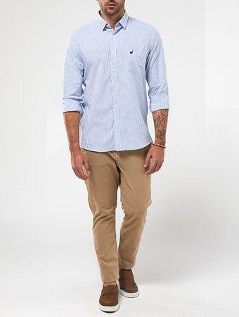 Camisa-Button-Listrada