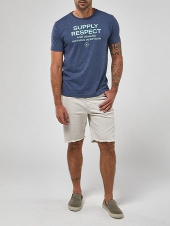 Camiseta-Eco-Supply-Respect-Azul