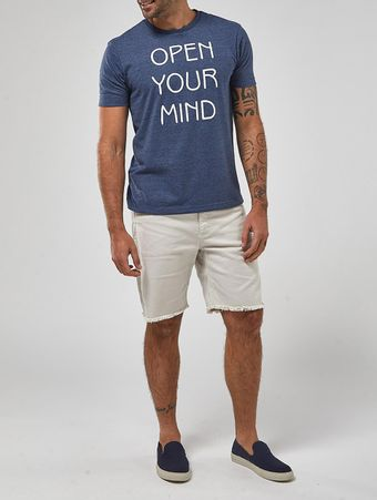 Camiseta-Eco-Open-Your-Mind-Azul