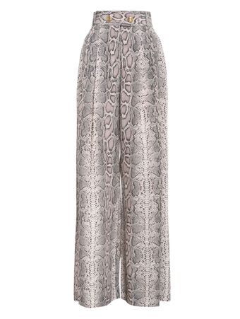 CALCA--SILK-WIDE-LEG-PANT-BLUE-SNAKE