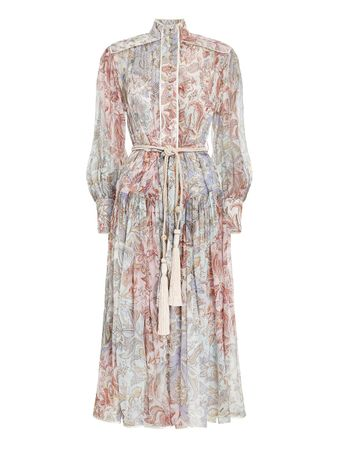 VESTIDO-LONGO-LUCKY-BOUND-MIDI-DRESS-MIXED-JACOBEAN