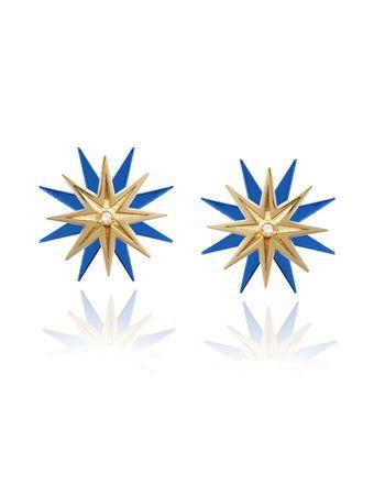 MINI-BRINCO-STAR-OURO-AMARELO-18K--E-BRILHANTES