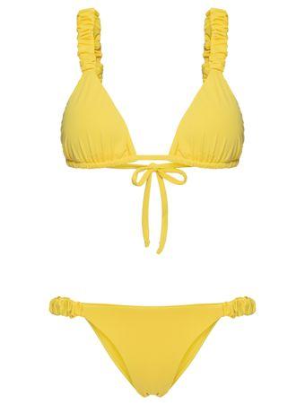 Biquini-Frufru-Amarelo