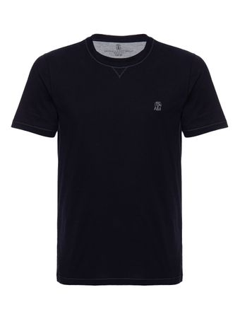 CAMISETA-BASIC-T-SHIRT-NAVY-GRIGIO-MEDIO