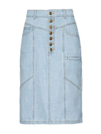 Saia-Harvey-Jeans-Claro
