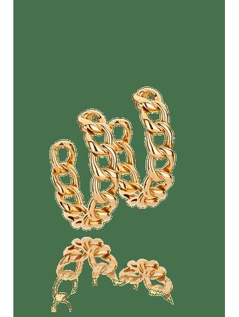 Par-de-brincos-em-ouro-amarelo-18k-Ouro