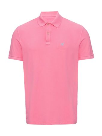 POLO-LHAMA-STRETCH-V21-ROSA-FORTE