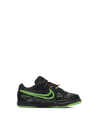 Tenis-Nike-x-Off-White-Infantil--16-26--Green-Strike