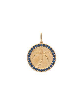 Pingente-Coqueiro-Azul