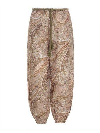 CALCA-BRIGHTON-TRACK-PANTS-LATTE-PAISLEY