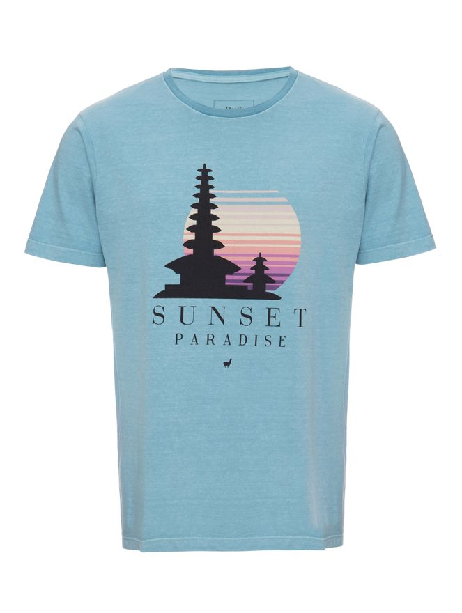 Camiseta-Sunset-Azul