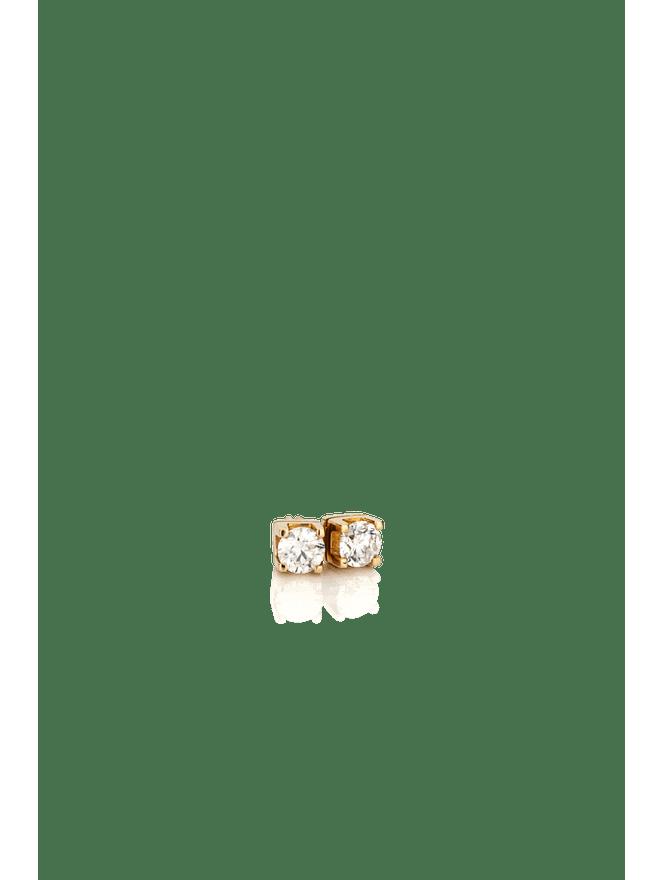 Par-de-brincos-em-ouro-amarelo-com-diamantes