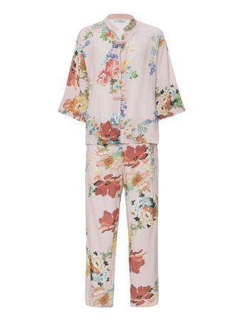 Pijama-Oriental-Floral
