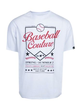 Camiseta-New-Era-X-Juliana-Jabour-Baseball-Couture-Branco