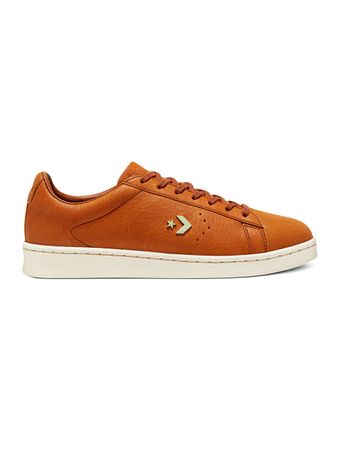 Tenis-Pro-Leather-Low-Top-Laranja