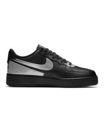 Tenis-Air-Force-1-Lv8-3M-Preto