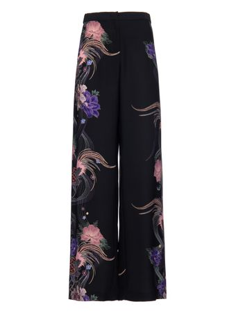 CALCA--TROUSERS-FANTASY-PRINT-BLACK