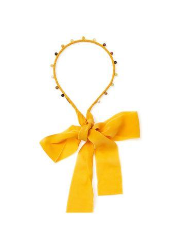 Tiara-Just-a-Girl-Amarelo-Toscana