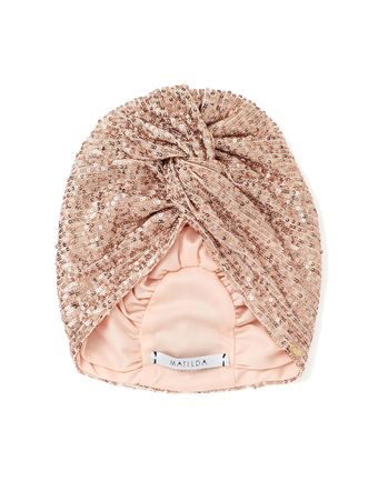 Turbante-Run-The-World-Rose-Gold