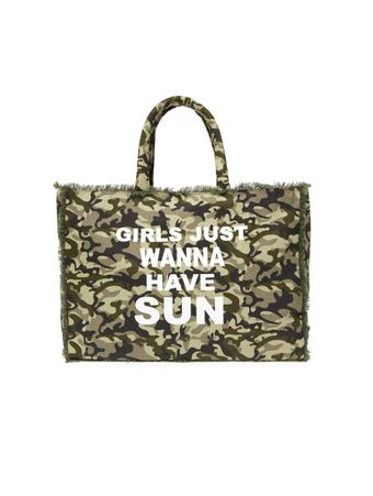 BOLSA-CAMUFLADA-GIRLS-JUST-WANNA-HAVE-SUN-CAMUFLADO-VERDE-MILITAR