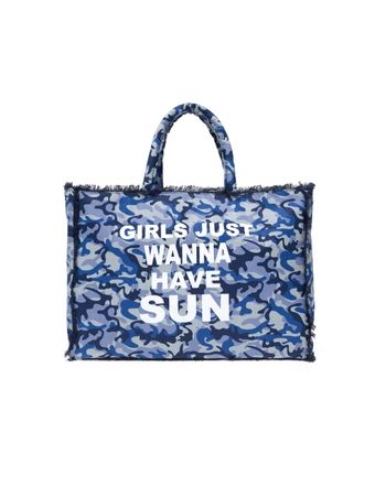 BOLSA-CAMUFLADA-GIRLS-JUST-WANNA-HAVE-SUN-CAMUFLADO-MARINHO