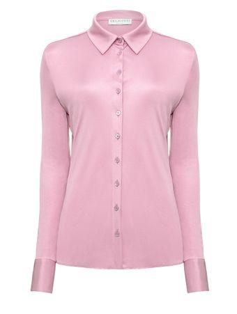 Camiseta-de-Seda-Rosa