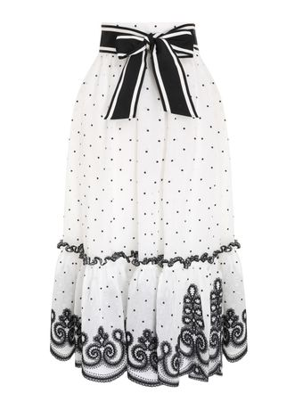 SAIA-LONGA-THE-LOVESTRUCK-ROPE-SKIRT-IVORY-BLACK