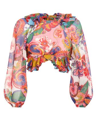 BLUSA--THE-LOVESTRUCK-TIE-BODICE-MIXED-PAISLEY-FLORAL