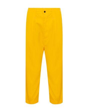Calca-Worker-Amarela