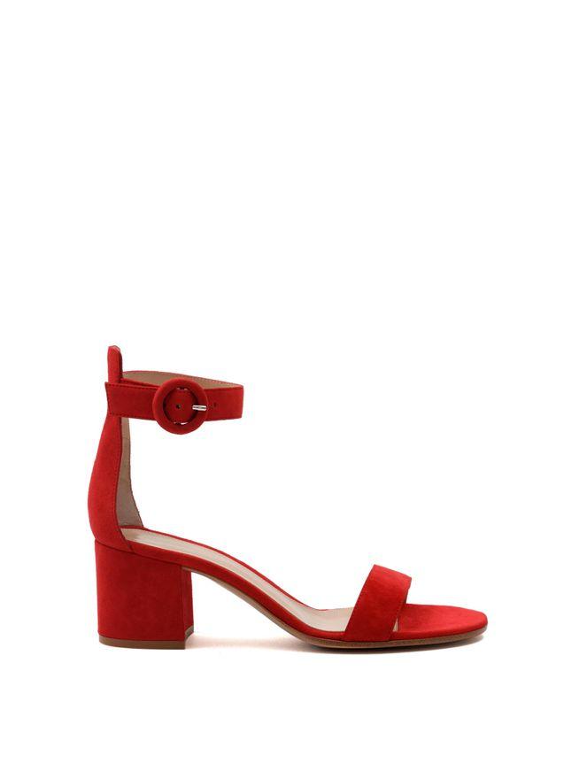 Sandalia-Camoscio-Vermelho