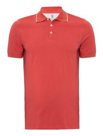 Camisa-Polo-Vermelha