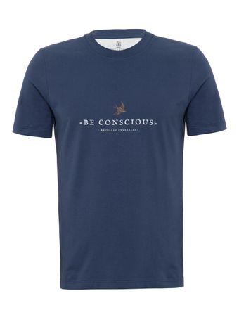 Camiseta-Logo-Azul