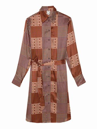 VESTIDO-CURTO-AMOUR-SHIRT-DRESS-F592-PATCHWORK-CAMEL