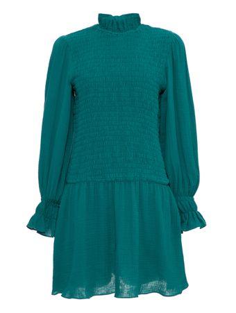 Vestido-Nikko-Verde