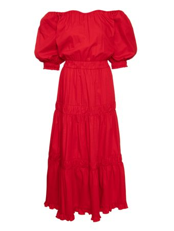 Vestido-Nippon-Vermelho
