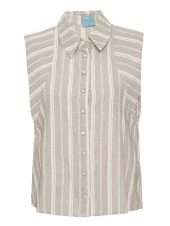 Camisa-Gyoen-Cinza