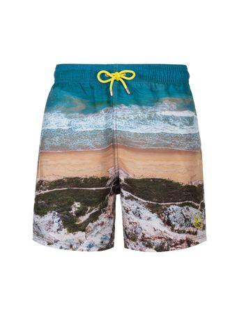 Shorts-Terra-a-Vista-Kiolo-por-Vacanza-Estampado